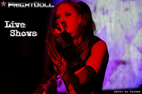 FrightDoll :: Live Shows :: Photo by Gaisma